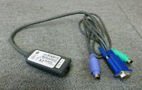 Fujitsu Siemens 520-326-508 KVM S2 S3 Adaptor PS/2-VGA Adapter
