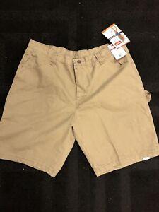 NWT Mens Size 38 Wrangler Five Star Carpenter Shorts