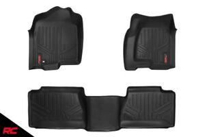 Rough Country Floor Liners fits 99-06 Chevy Silverado GMC Sierra Floor Mats