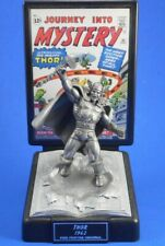THOR! Vintage Marvel Comic Book Champions Thor Pewter statue figure 1996