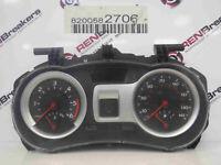 Renault Clio MK3 2005-2012 Instrument Panel Dials Gauges Clocks 109K 8200582706