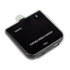 Bateria externa para blackberry teléfonos inteligentes black berry sustituto Micro USB Cargador