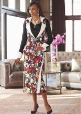 size 12 Cherelle 3 Piece Skirt Suit church special event new by Ashro