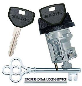 Dodge Ram Van 1997 Ignition Key Switch Lock Cylinder Tumbler Barrel 2 Keys