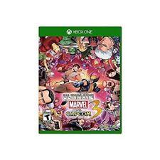 Ultimate Marvel Vs. Capcom 3 USED SEALED (Microsoft Xbox One, 2017)