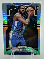 2019-20 Panini Prizm Eric Paschall Silver HYPER Refractor Rookie Card #279 RC