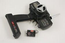 JR Propo XR-2 Télécommande AM 27MHz Récepteur 122R d'occasion testé modélisme
