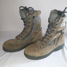 Belleville 610 ZST Military Combat Tactical Desert Jump Boots w Steel Toe