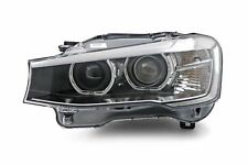 BMW X3 F25 15-17 Bi-Xenon LED DRL AFS Headlight Left Passenger Near Side N/S OEM