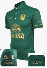 100% Authentic 2020 Thailand National Football Soccer Team Polo Shirt Player