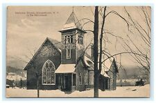 Methodist Church Elizabethtown New York Ny Adirondacks Postcard 1915 MacDougal