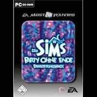 Die Sims : Party ohne Ende ( Erweiterungspack ) PC CD-Rom