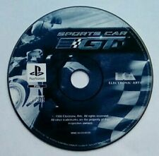 *DISK ONLY* Sports Car GT Racing Playstation 1 One PS1 PSOne PS PSX