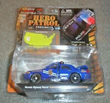 Jada Hero Patrol Ford Crown Victoria Police Interceptor Nevada Highway Patrol