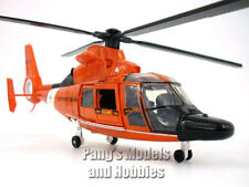 Eurocopter HH-65 Dolphin (Dauphin) 1/48 Scale Diecast Metal Helicopter by NewRay