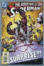 Adventures of Superman #584 2000 J.M. DeMatteis Patrick Zircher DC