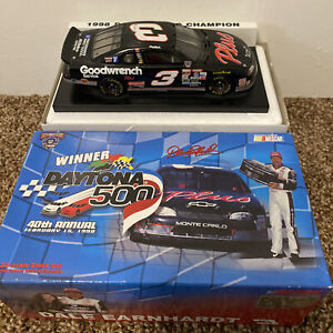 GREAT! Dale Earnhardt sr diecast 1:64 1998 Action Snap On Daytona 500 Winner Car