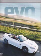 "Evo Cars, 2000s Magazines"""