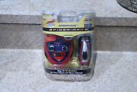 MicroBlast Racer Spiderman 2 Remote Control Car 27MHz New SEALED