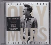 Olly Murs - Never Been Better - CD (Deluxe Edition)