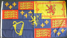Royal Standard King William III Orange Protestant Billy 1690 Glorious Revolution