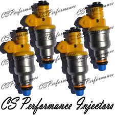 OEM Bosch Fuel Injectors Set (4) 0280150762 for 85-95 Peugeot Volvo 1.9 2.2 2.3
