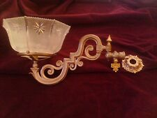 Victorian ERA Gas Sconce: An exceptional gas sconce. Was 195/Now 175 !!!