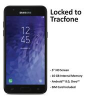 Tracfone Samsung Galaxy J3 Orbit 4G LTE Prepaid Cell Phone (Refurbished)