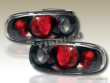 90 91 92 93 94 1995 1996 1997 Mazda Miata  MX-5 BLACK Tail Lights