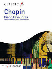 Classic FM: Chopin Piano Favourites by Frederic Chopin (Paperback, 2010)