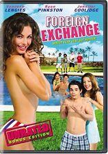 Foreign Exchange (DVD Unrated Bonus Edition) Vanessa Lengies, Ryan Pinkston NEW
