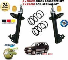 Per Toyota RAV4 2.0 4 1994-2000 2x Set Ammortizzatori Anteriori + Bobina Molle
