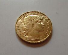 More details for france. 1904. gold 20 francs. twenty francs. marianne. paris