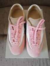 Scarpe donna HOGAN Olympia n.37,5 bianco rosa