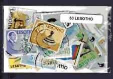 Lesotho 50 timbres différents