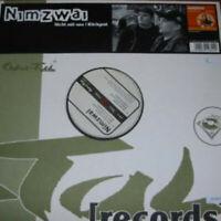 """Nimzwai - Nicht Mit Uns / Ruckgrat (Vinyl 12"""" - 2000 - DE - Original)"""