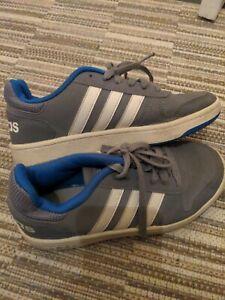 Adidas Trainers Boys Size 4