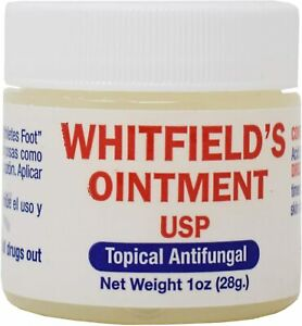 Whitfield's Ointment 1oz, USP Topical Antifungals 1 oz (28gr)