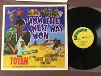 Toyan - How The West Was Won - 1981 - GREL 20  - UK Pressing - Vinyl LP