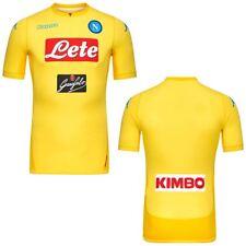 Maglie Gioco Kappa Kombat Gara 2018 Napoli 303v440 XL Yellow