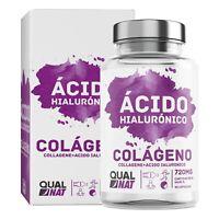 Colágeno Hialurónico Acido Hidrolizado Con Magnesio y Vitamina C 90 Cápsulas