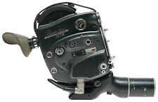 Beaulieu R16 Reflec cine camera body 3 lens 16mm totating turret grip and more