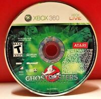 Ghostbusters: The Video Game (Microsoft Xbox 360, 2009)(DISC ONLY) #7265