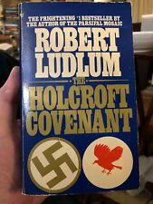The Holcroft Covenant by Robert Ludlum (1981, Paperback)