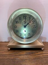 Chelsea Antique Ships Clock, Rare Large 6�Dial Commodore Model #1622079. 1921!