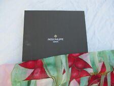 Patek Philippe Genève etole cachemire cashmere stoles limited edition