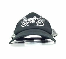 Yamaha Motorcycle Logo Baseball Cap Hat SnapBack Men's Medium Size