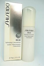 Shiseido Ibuki Softening Concentrate ~ 2.5 oz ~ BNIB