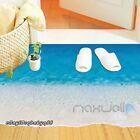 Ocean Sea Tide 3D 4D Floor Wall Decals Removable Stickers Kids Bathroom Decor