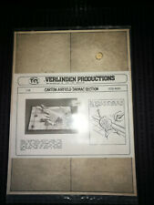 1/48 VERLINDEN PCDA 48001 PISTE ATTERRISSAGE TARMAC BETON DIORAMA AVION RARE